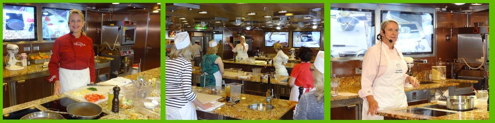 Culinary Instruction