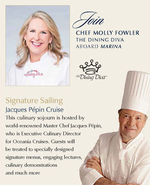 Molly Fowler & Jacques Pepin